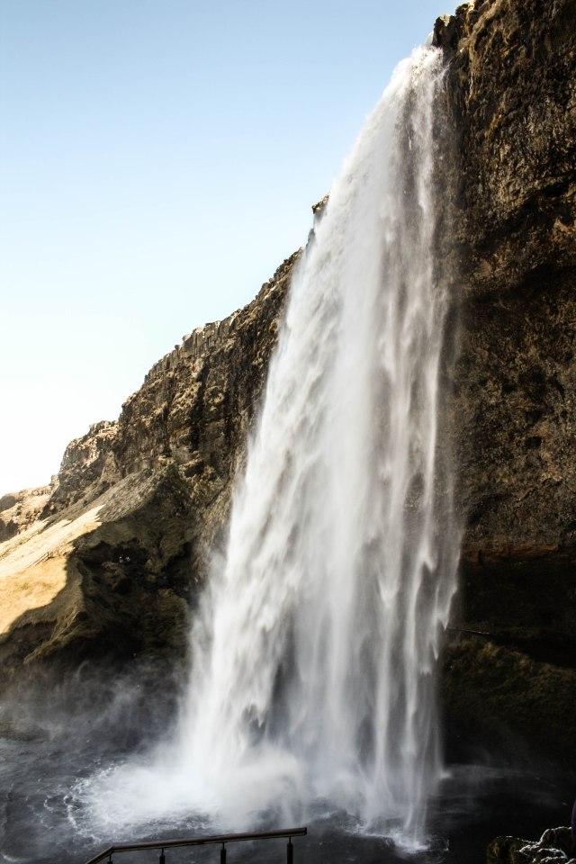 Seljalandfoss Waterfall, nature, Iceland