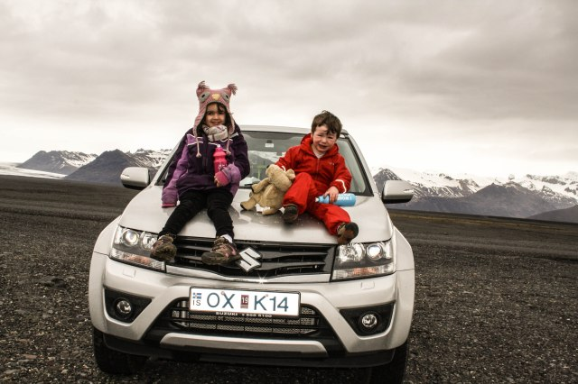 Skaftafell National Park, Iceland, Kids, Road trip, Nature