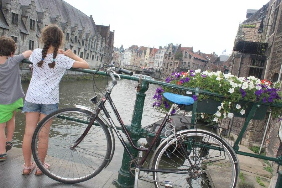 #Ghent #Ghentwithkids #Ghentcanals